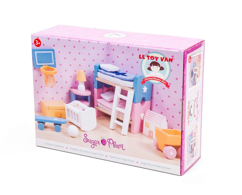 Le Toy Van Nábytek Sugar Plum dětský pokoj