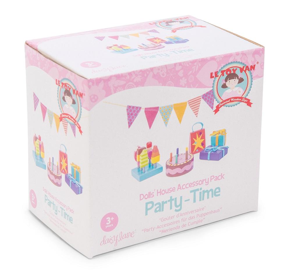 Le Toy Van Party Time narozeninový set