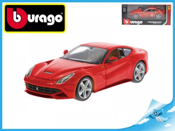 Bburago Auto Race & Play Ferrari F12 Berlinetta  1:24