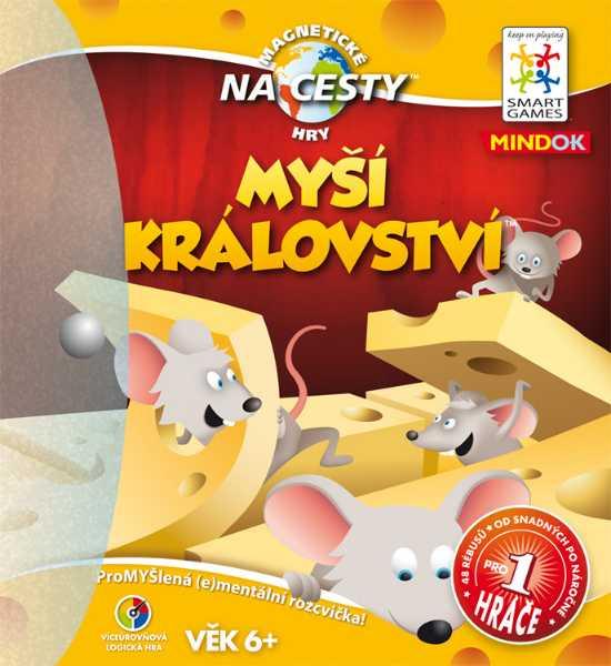 Dětské hlavolamové smart hry - Myší království