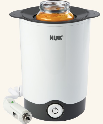 NUK elektrická ohřívačka na kojenecké lahve Thermo Express Plus