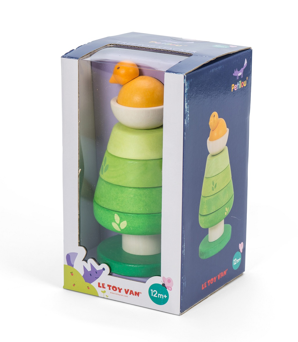Le Toy Van Petilou skládací stromeček