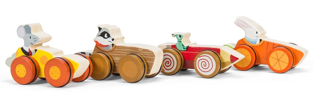 Le Toy Van Petilou autíčko 1ks
