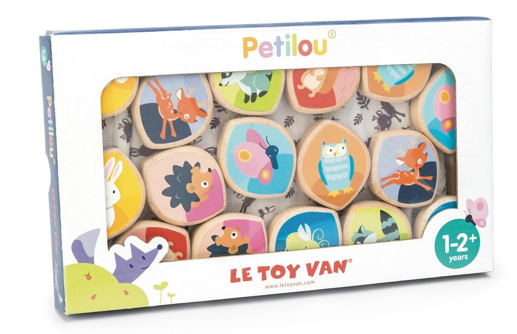 Le Toy Van Petilou Pexeso kouzelný les
