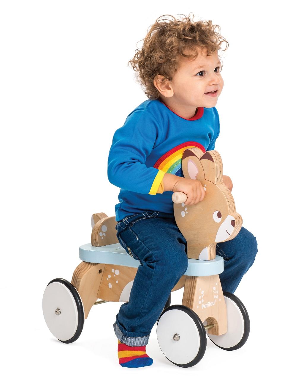 Le Toy Van Petilou Odrážedlo koloušek