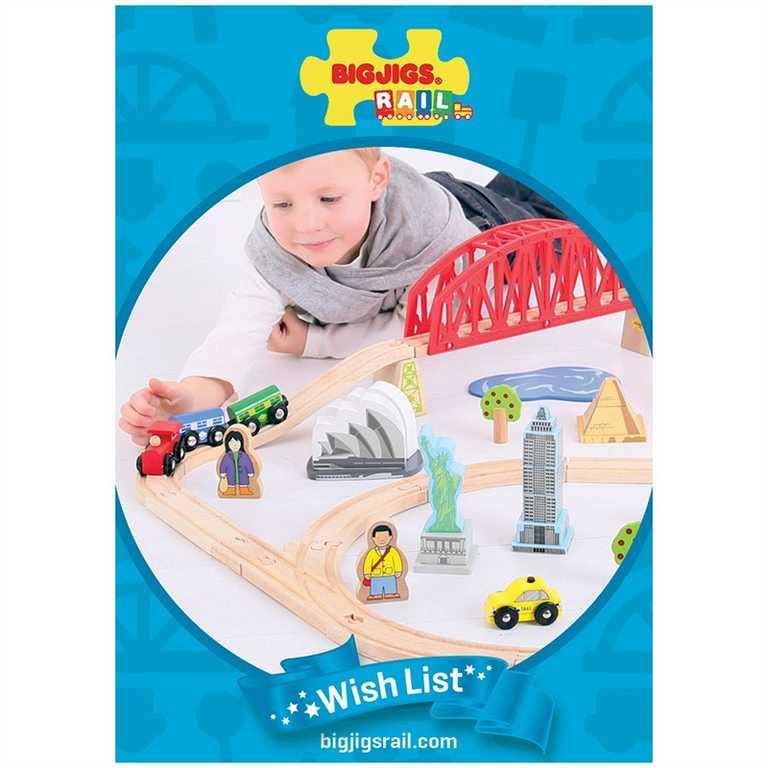 Bigjigs Toys Reklamní Wishlists (25)