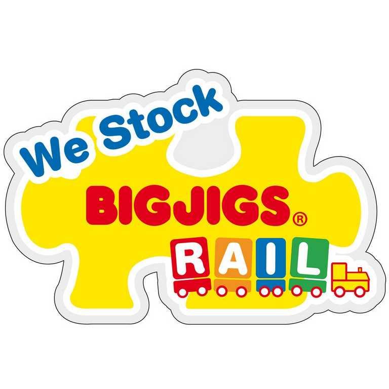 Bigjigs Rail Nálepka