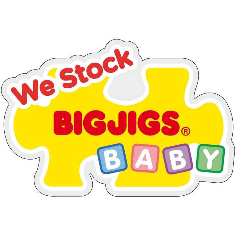 Bigjigs Toys  Nálepka Bigjigs Baby