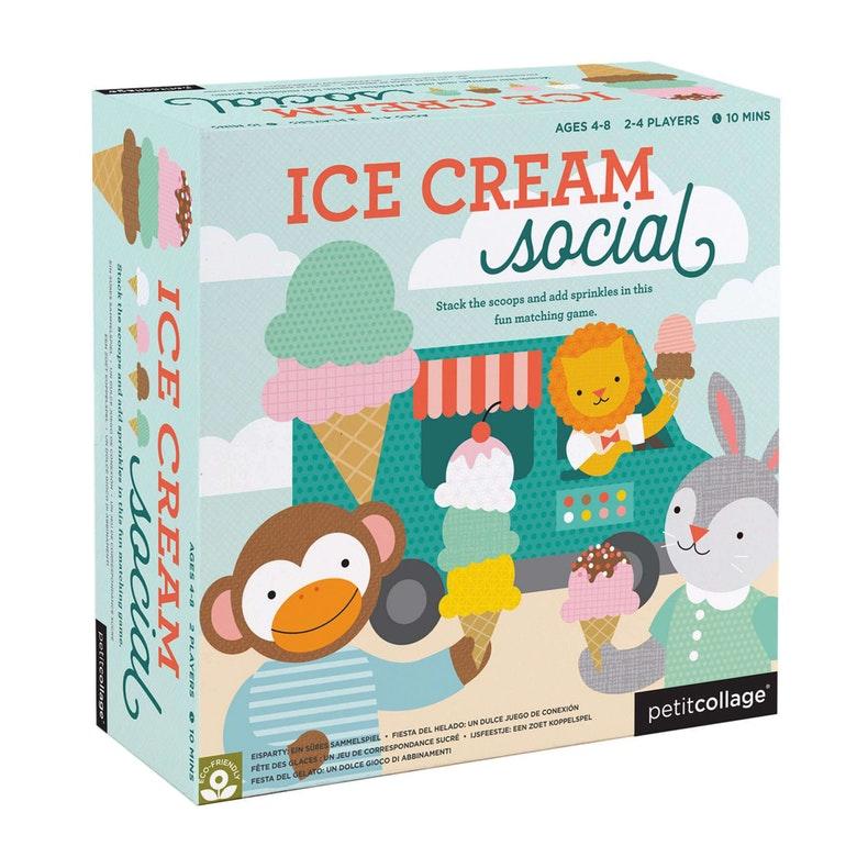 Petitcollage Hra Nejlepší zmrzlina
