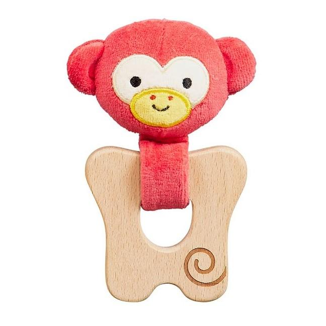 Petitcollage Kousátko opička