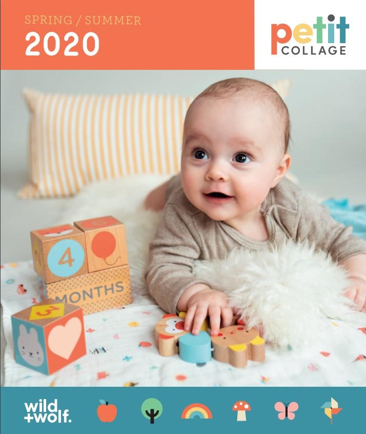 Petitcollage Katalog hraček 2020 tištěný