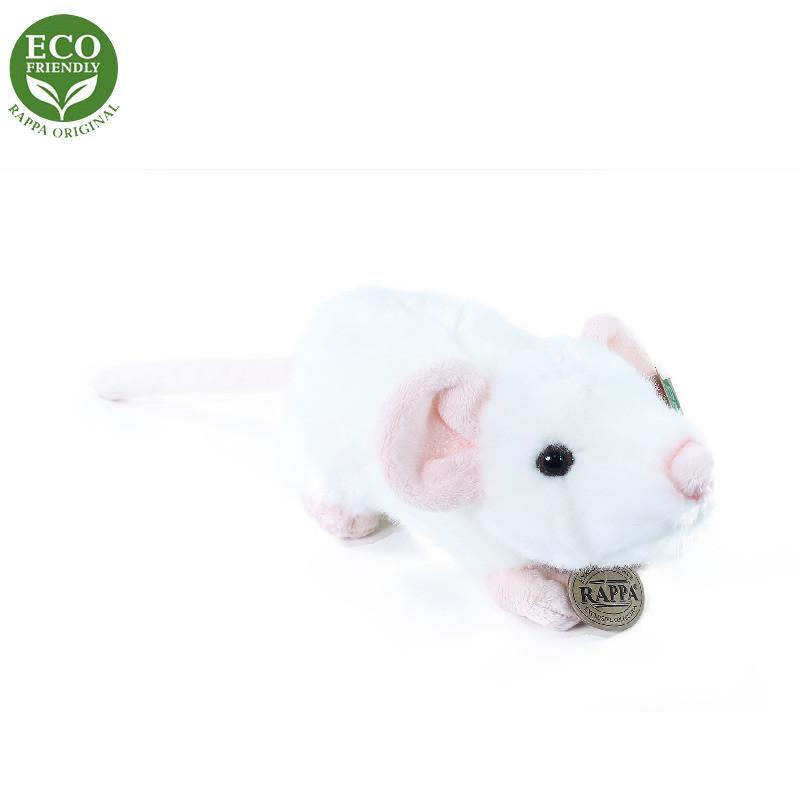 Rappa Plyšová myš 21 cm ECO-FRIENDLY