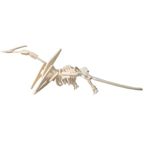 Woodcraft Dřevěné 3D puzzle Pteranodon