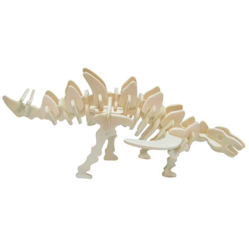 Woodcraft Dřevěné 3D puzzle Gigantspinosaurus