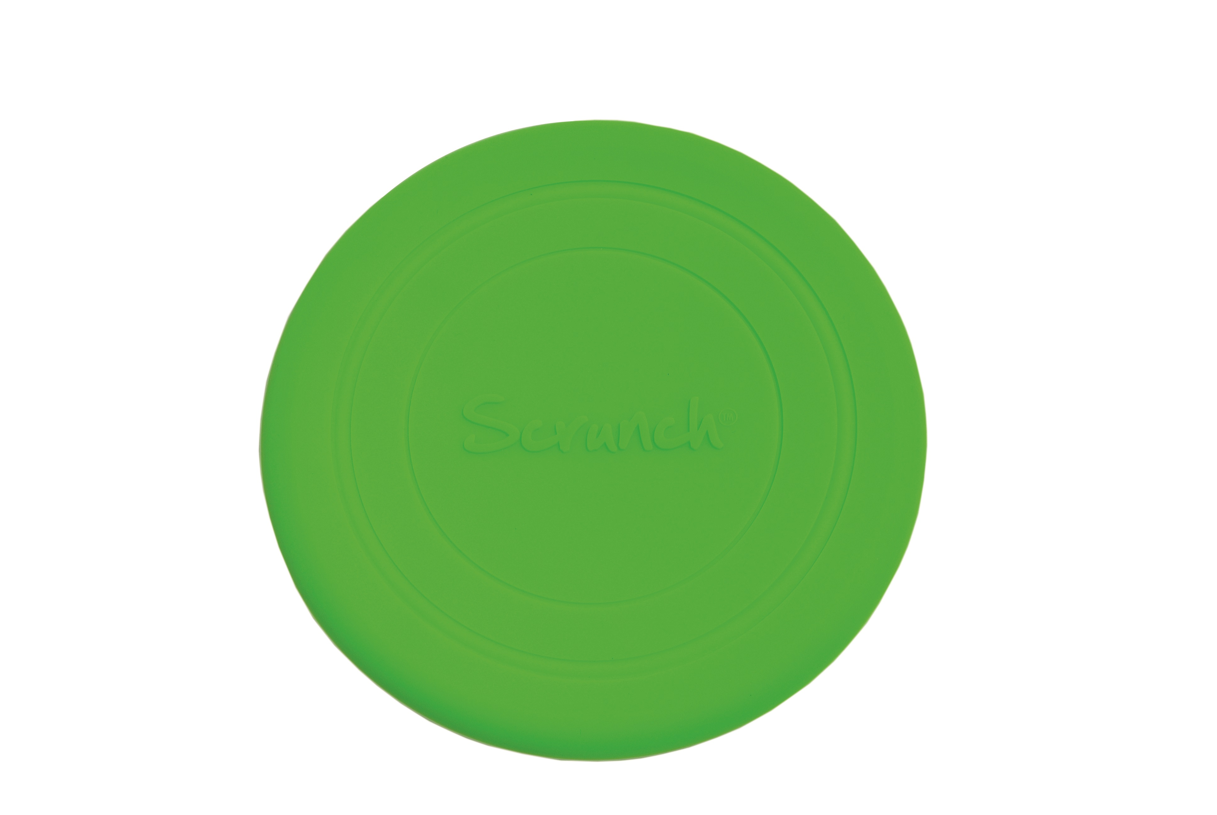 Scrunch Frisbee zelené