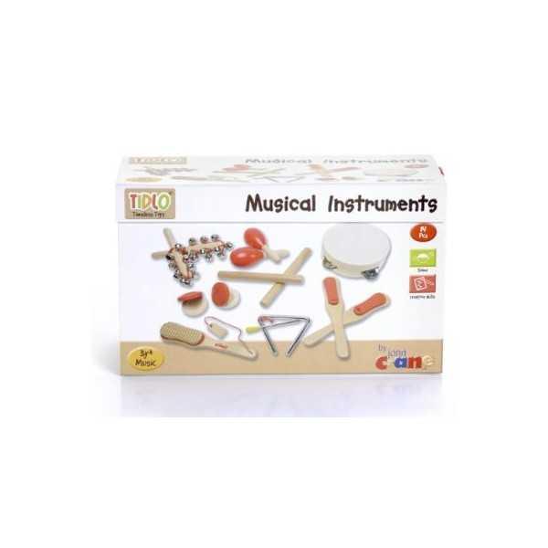 Tidlo Velký dětský hudební set