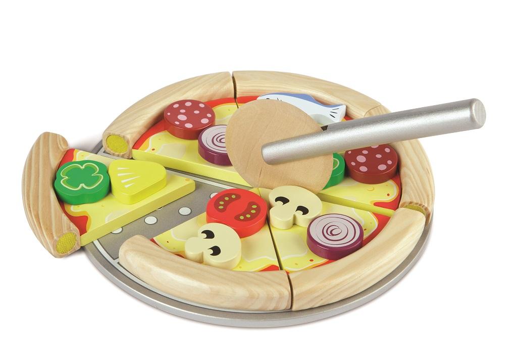 Tidlo Pizza s doplňky