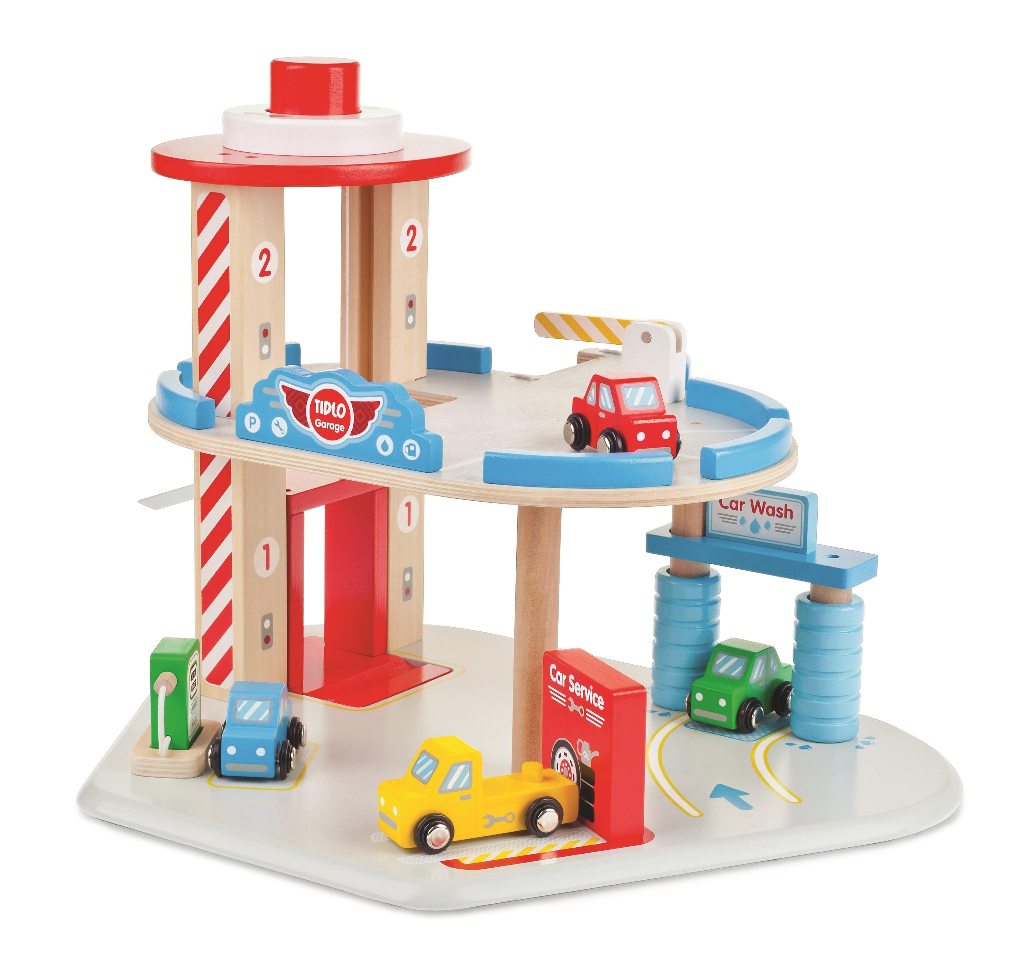 Tidlo Dřevěná garáž