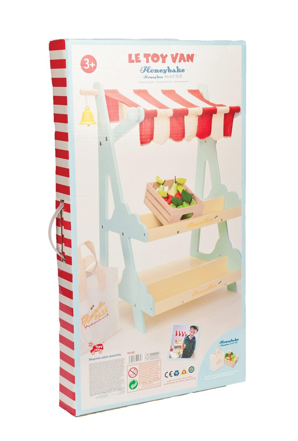 Le Toy Van Prodejní stánek Honeybake