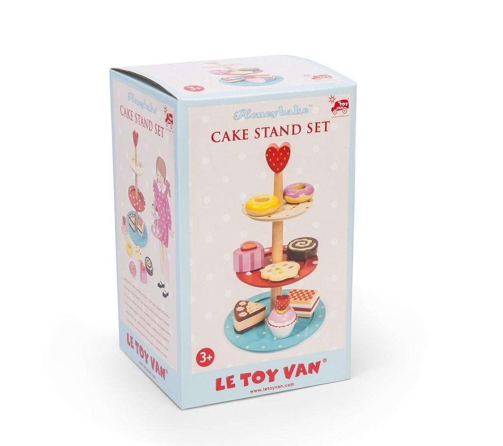 Le Toy Van Patrový talíř se zákusky