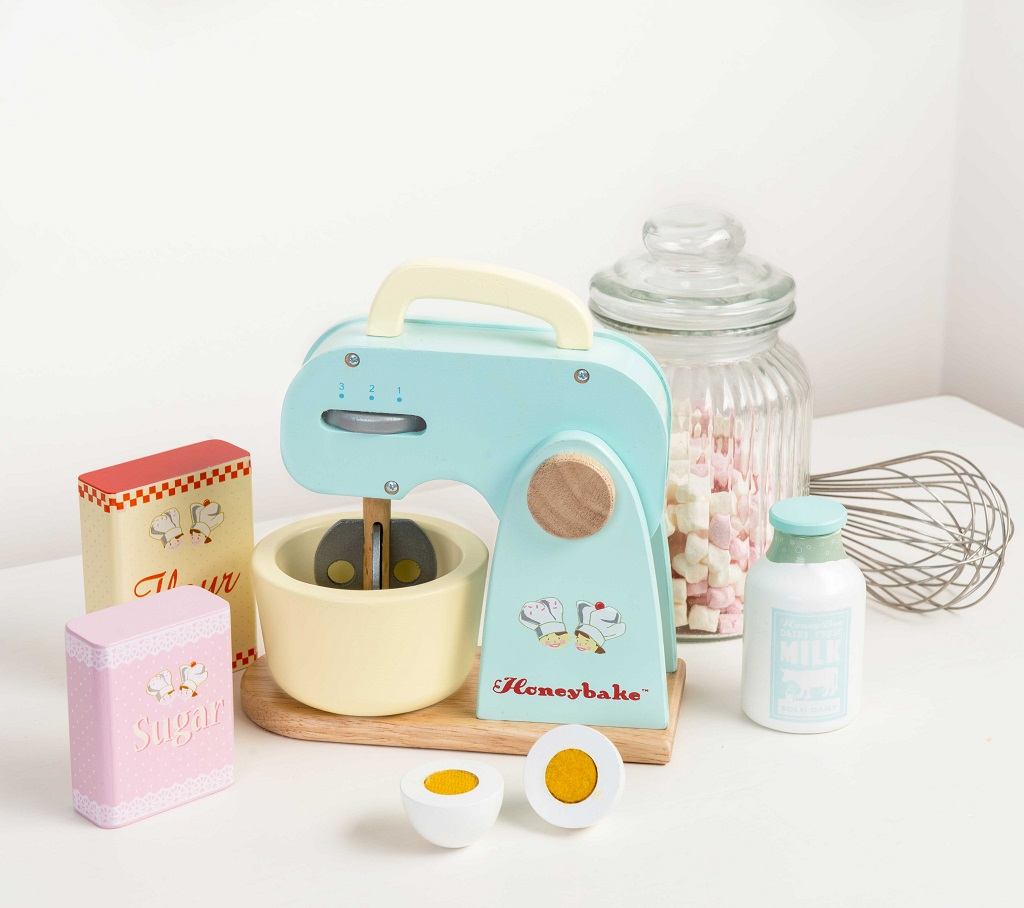 Le Toy Van Kuchyňský mixér s příslušenstvím