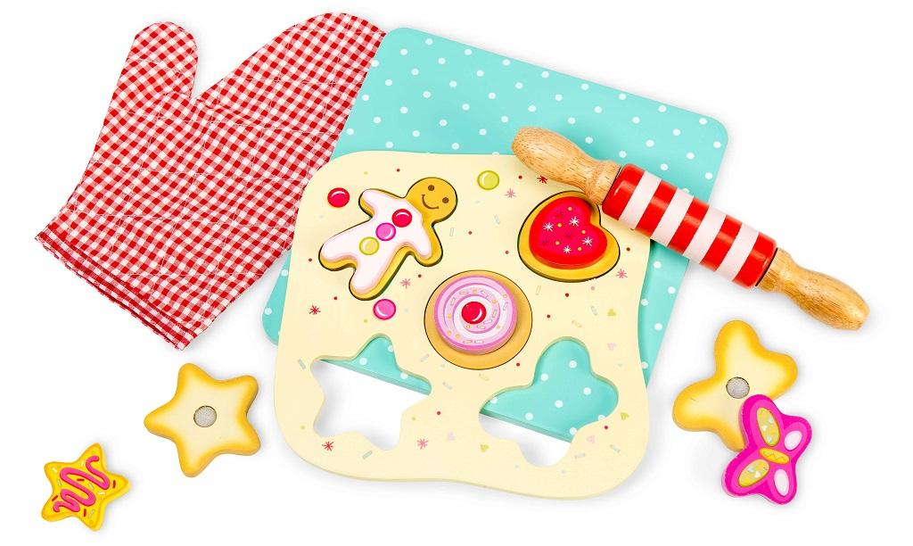 Le Toy Van Set na pečení sušenek