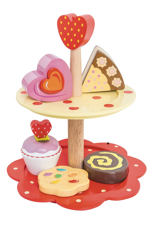 Le Toy Van Patrový talíř s cukrovinkami