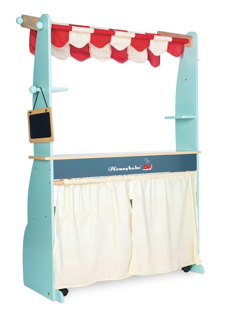 Le Toy Van Prodejní pult 2v1 Honeybake