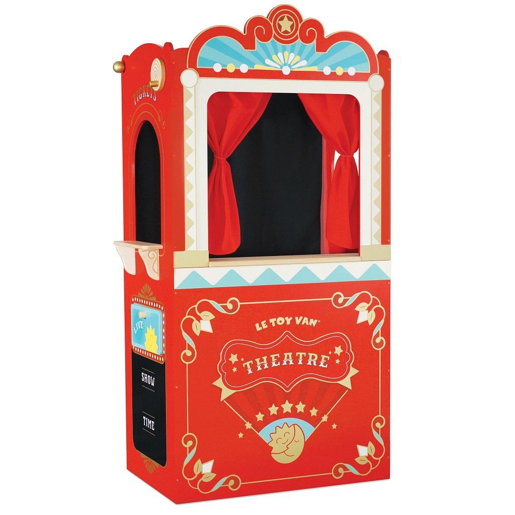 Le Toy Van Divadlo Showtime