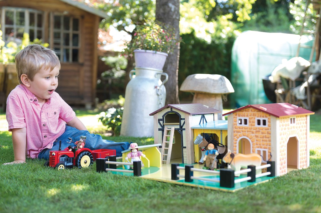 Le Toy Van Velká farma