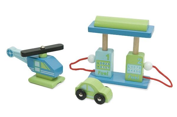 Le Toy Van Garáž Le Grand