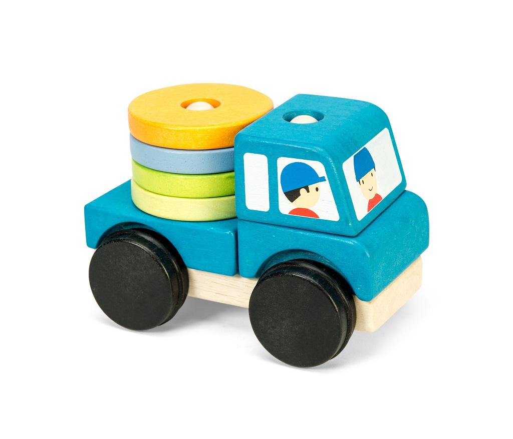 Le Toy Van Skládací náklaďák