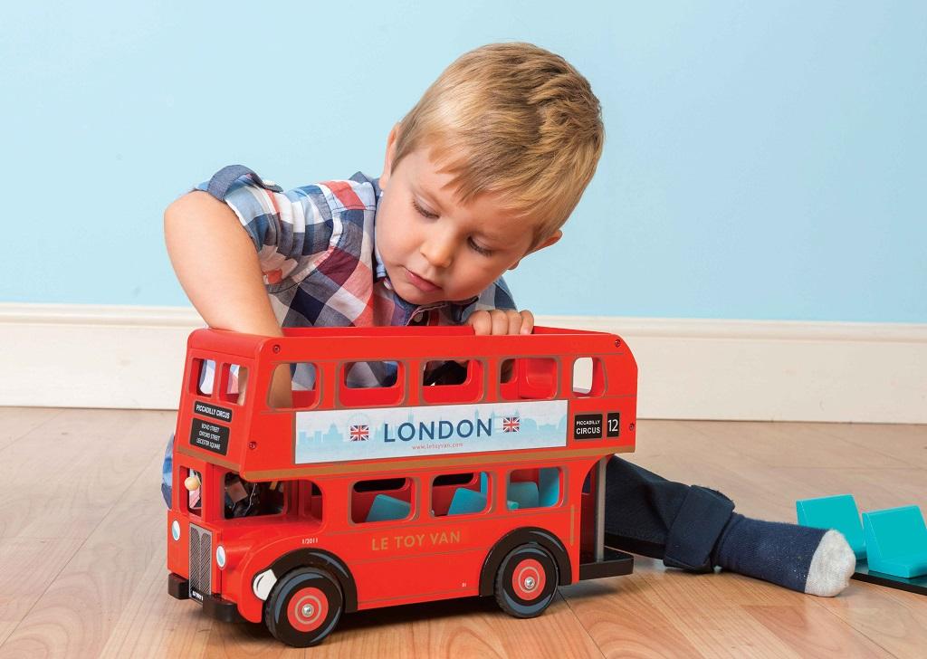 Le Toy Van Autobus London
