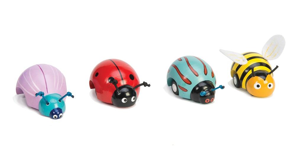 Le Toy Van Natahovací brouček 1 ks