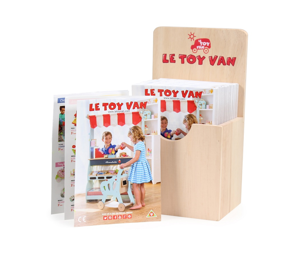 Le Toy Van Minikatalogy