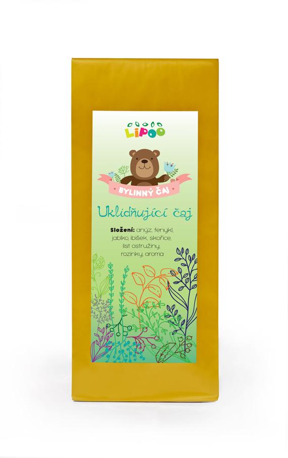 Čaj - Bylinné dětské čaje - Uklidňující čaj
