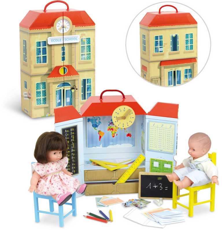 Vilac Dětská škola v kufříku