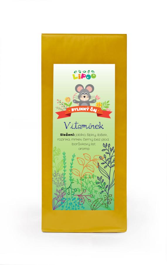 Čaj - Bylinné dětské čaje - Vitamínek