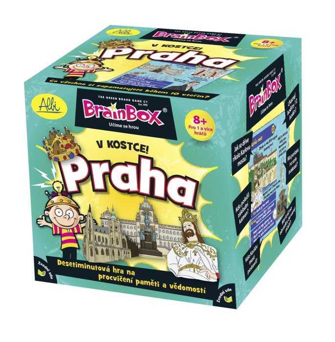 Obrázkové dětské hry - V kostce! Praha