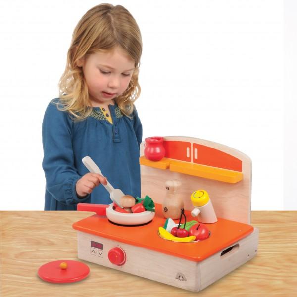 Wonderworld Dětský dřevěný vařič