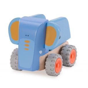 Wonderworld Dřevěná Mini sklápěč Slon