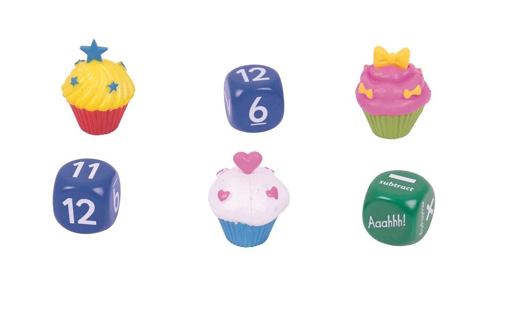 Hravé počítání s dortíky - Level 2
