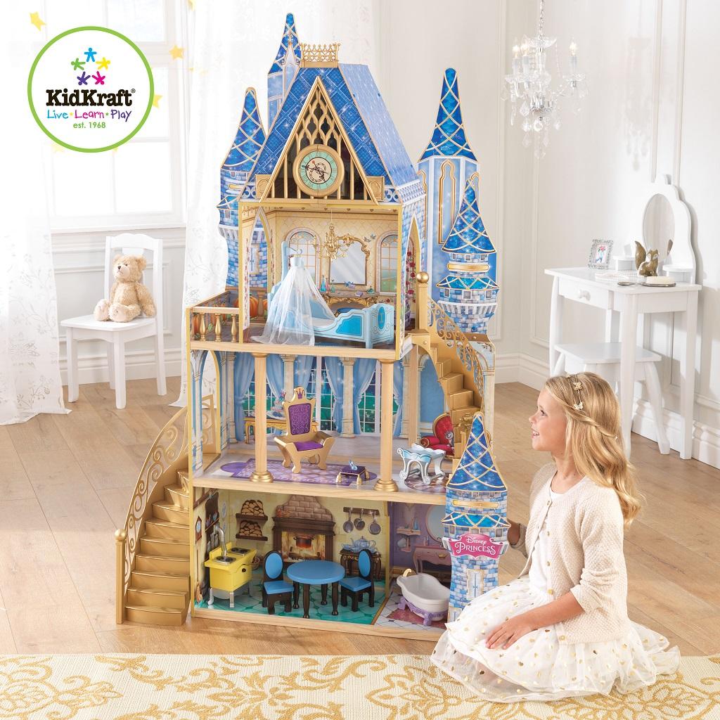 Kidkraft Královský dům snů pro Popelku