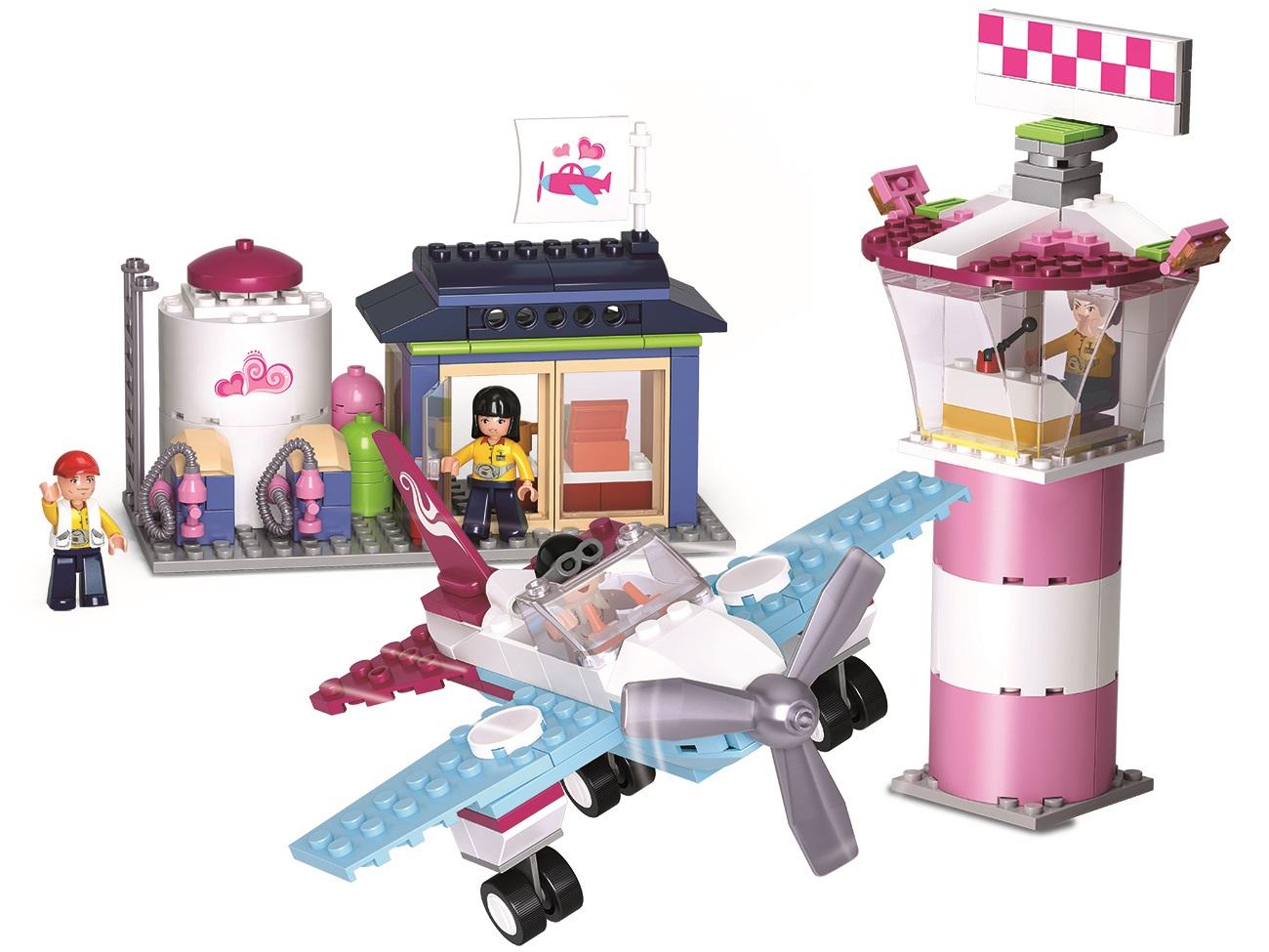 Sluban Girls Dream Holidays M38-B0608 Malé letiště