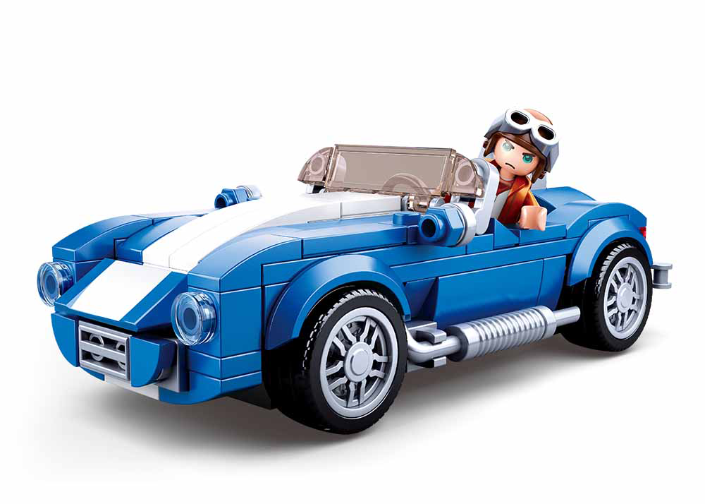 Sluban Modely M38-B0706A Sportovní kabriolet
