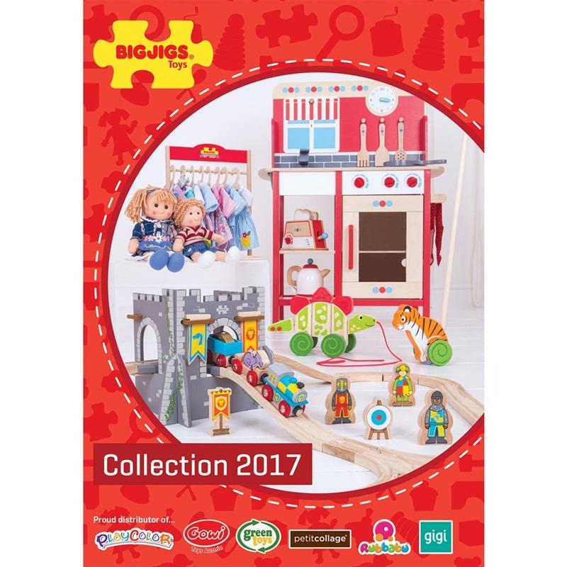 Bigjigs Toys Katalog hraček Bigjgs Toys 2018