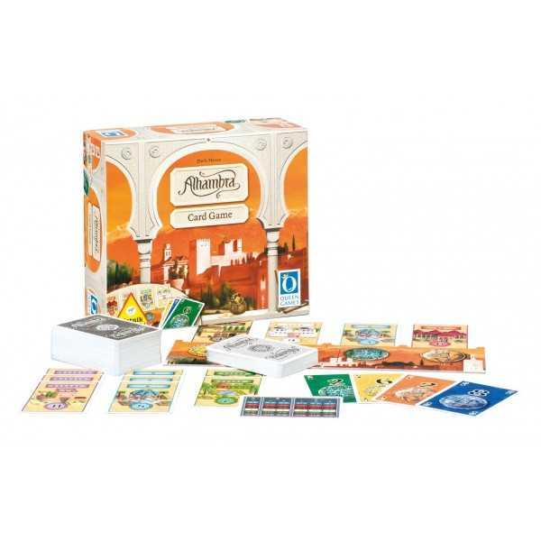 Deskové rodinné hry - Alhambra - Karetní hra