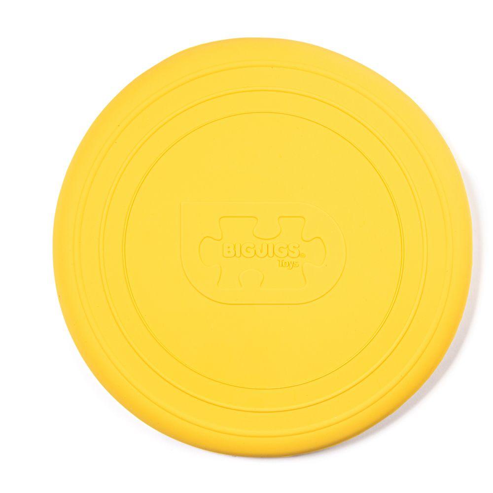 Bigjigs Toys Frisbee žluté Honey