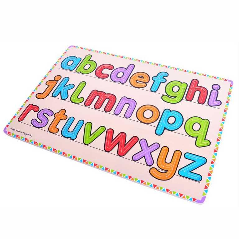 Bigjigs Toys Puzzle uč se psát