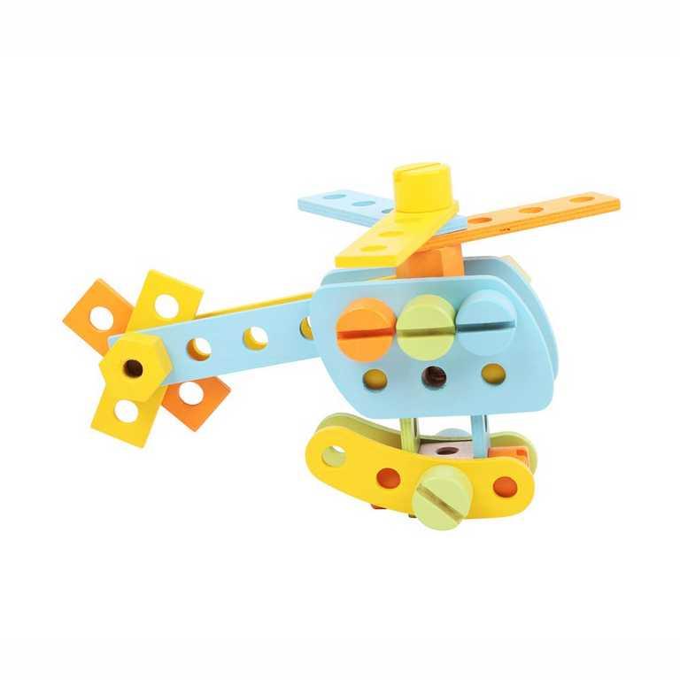 Bigjigs Toys Konstrukční sada 51 dílů
